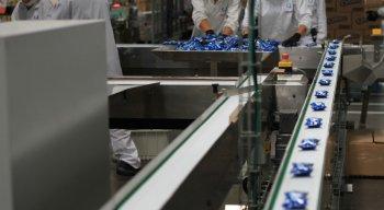 Fábrica de biscoitos fica em Vitória de Santo Antão