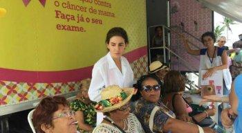 Exames de mamografia serão feitos ao longo do mês