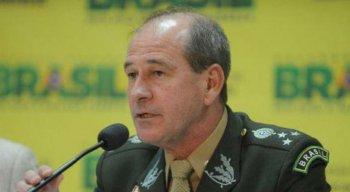 O ministro da Defesa, general Fernando Azevedo e Silva