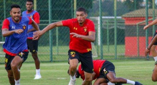 Zagueiro quer Sport mais atento para não deixar as vitórias escaparem
