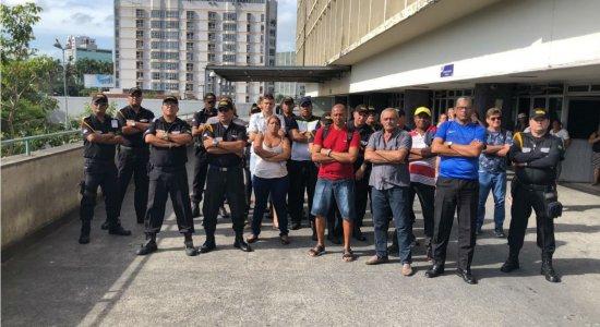 Vigilantes do Hospital da Restauração anunciam paralisação