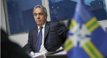 Conseguir dinheiro para investir no futebol local se tornou um problema para Evandro Carvalho