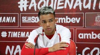Jogador estava no Paysandu há duas temporadas, onde atuou em 32 partidas e marcou cinco gols.