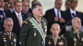 O general lembrou que as Forças Armadas não fazem parte do sistema de Previdência Social