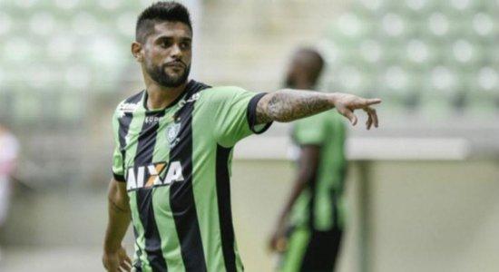Ex-América-MG, Palmeiras e Cruzeiro, Luan encaminha acerto com o Sport