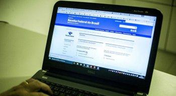 Para saber se teve a declaração liberada, o contribuinte deverá acessar a página da Receita na Internet