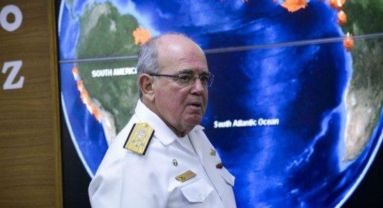 Ex-comandante da Marinha é indicado para o conselho da Petrobras