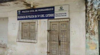 Polícia Civil de Catende está investigando o caso