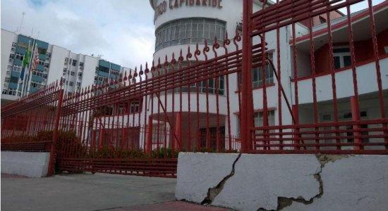 Avaliado em R$ 100 milhões, terreno do Náutico na Rosa e Silva vai a leilão para pagamento de dívida trabalhista