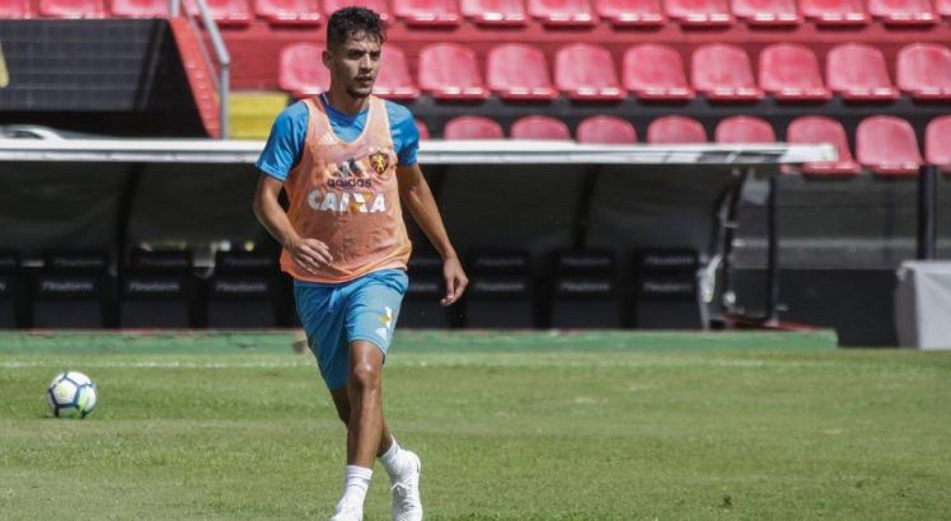 Neto Moura deve deixar o Sport e acertar com o Vila Nova-GO