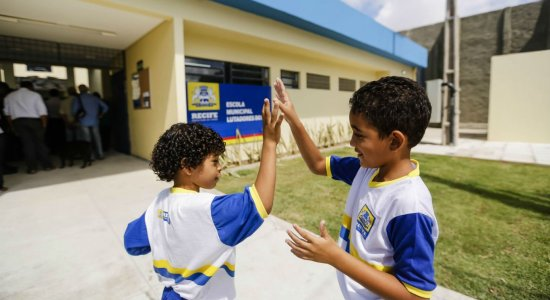 Recife começa processo de matrículas para novos alunos