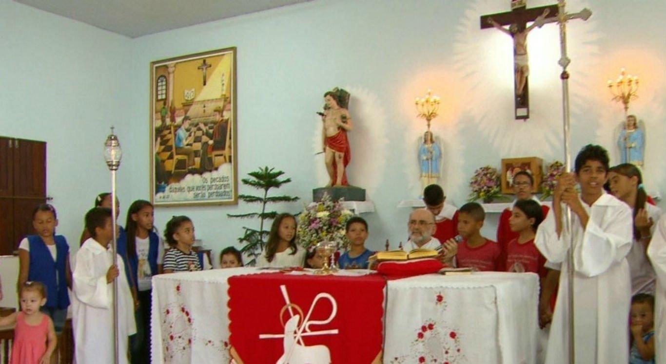 Igreja do Vasco da Gama realiza festa de São Sebastião