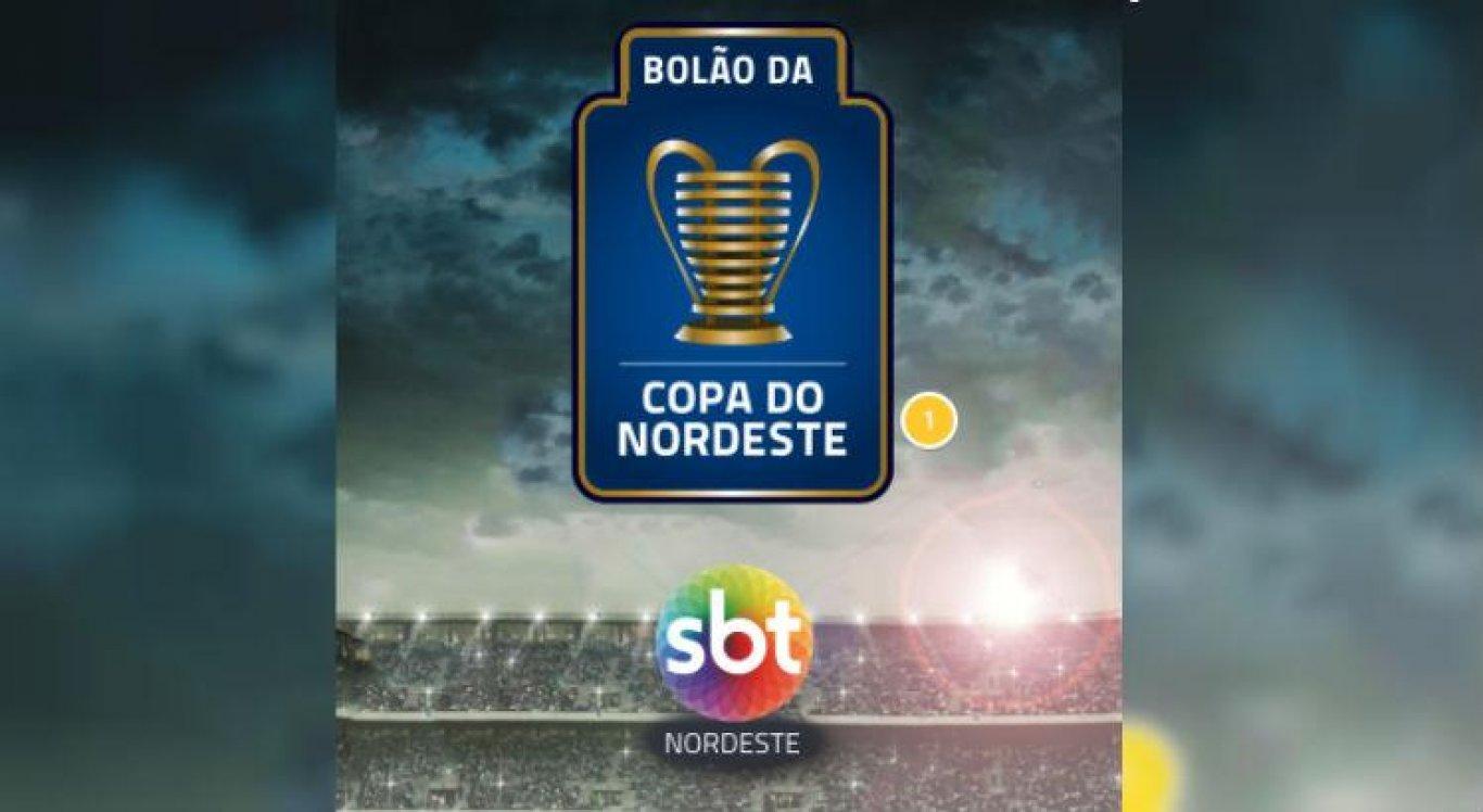 Aplicativo exclusivo para bolão da Copa do Nordeste está disponível