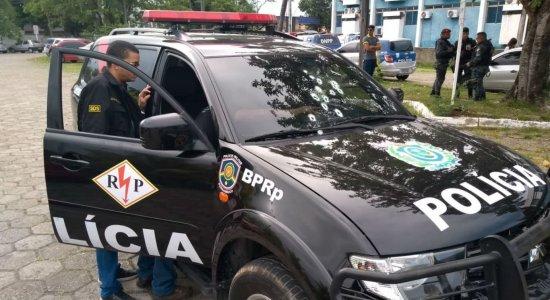 Polícia investiga perseguição policial que deixou suspeito baleado