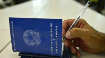 Dados foram divulgados pelo Cadastro Geral de Empregados e Desempregados (Caged)
