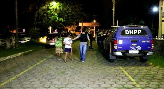 Menino de 12 anos é apreendido no Pina suspeito de dois homicídios