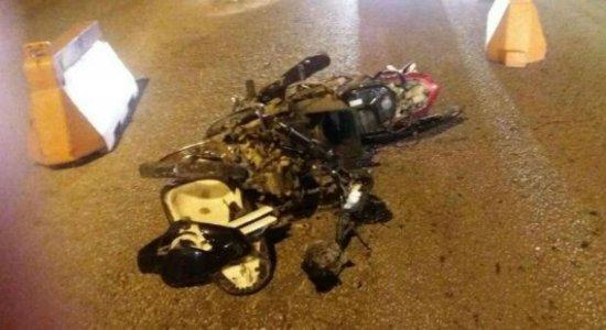 Autor do acidente que matou casal em Caruaru é encontrado pela polícia