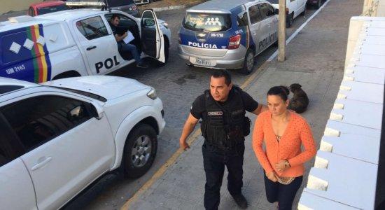 Operação mira suspeitos de homicídio e tráfico de drogas no interior