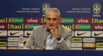Tite, técnico do Brasil