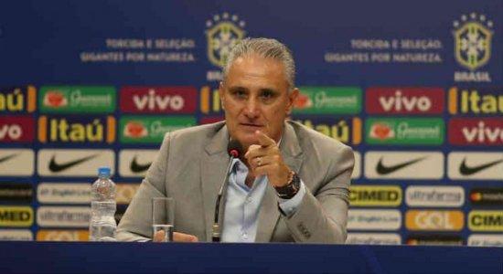Tite não irá convocar Neymar para os amistosos da Seleção Brasileira