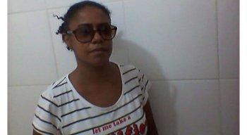 Ana Paula não tem contato com o marido desde a última sexta, dia do rompimento da barragem