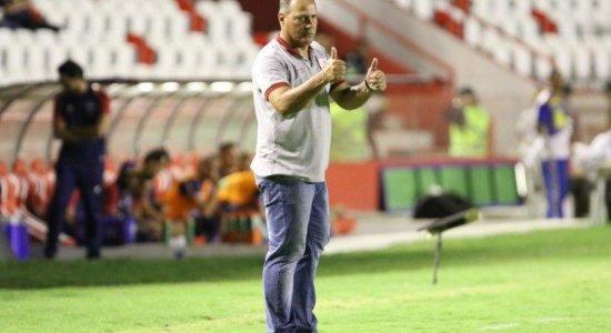 Náutico: Márcio Goiano diz que não prioriza competições