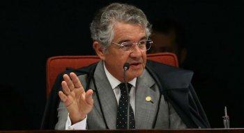 Marco Aurélio decidiu retirar o sigilo do processo