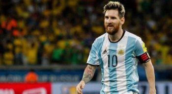 Messi é citado no Twitter com referência ao