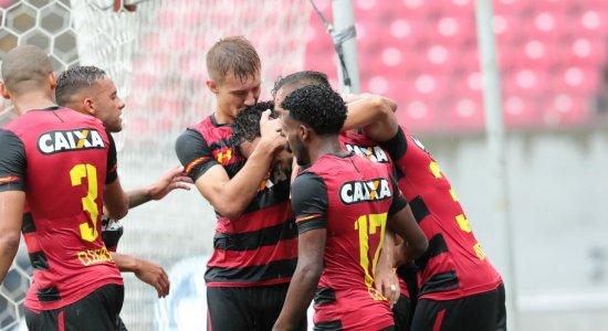 Ouça gols da vitória do Sport sobre o América na voz de Aroldo Costa