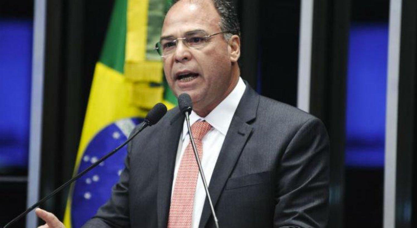 Fernando Bezerra Coelho afirmou que vai se reunir com o novo presidente do Senado, Davi Alcolumbre