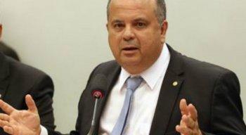 """""""O texto que foi vazado hoje é um dos textos que estão sendo analisados"""", disse Rogério Marinho"""