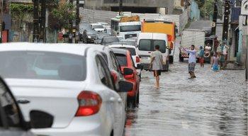 Chuvas devem continuar nesta quarta-feira