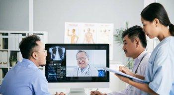 Termo se refere a formas de atendimento médico à distância viabilizadas pela tecnologia