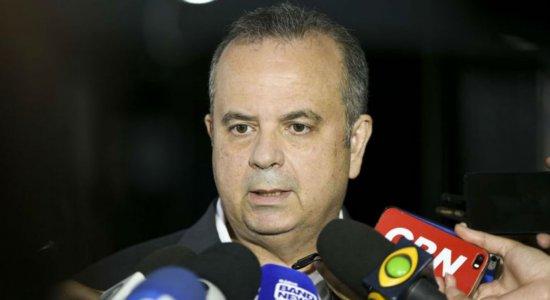 Moro e Marinho discutem mudanças em aposentadorias de policiais