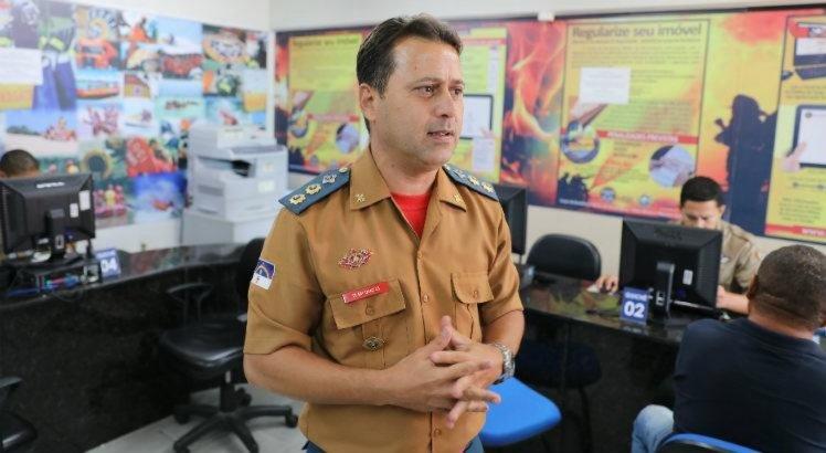 O Tenente Coronel Dantas disse que nenhum CT de Pernambuco tem o laudo de aprovação do Corpo de Bombeiros.