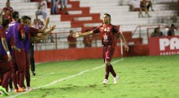 Jorge Henrique quer aproveitar o gol marcado para ganhar confiança na sequência de jogos.