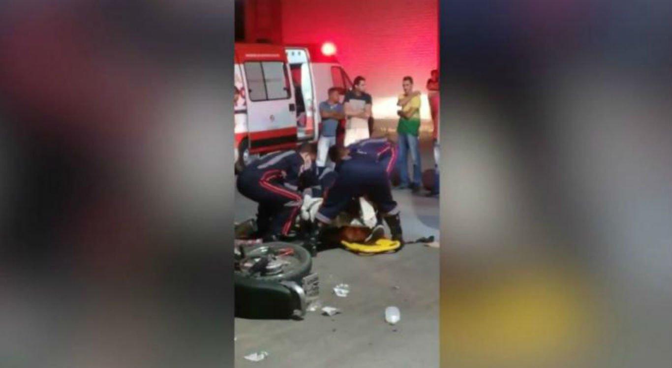 Samu faz parto de grávida que morreu em acidente em Caruaru