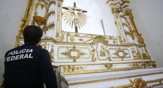 Criminosos invadem Igreja do Bonfim, em Olinda, e levam imagens seculares