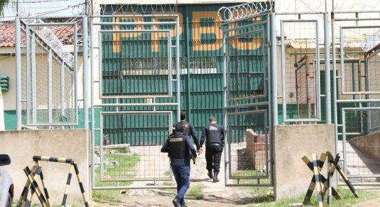 Reeducando é morto a tiros em tumulto na Penitenciária Barreto Campelo