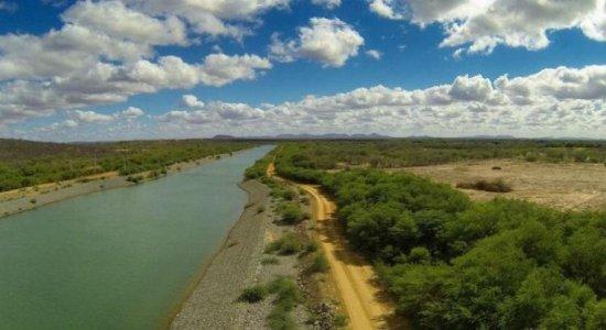Homens são presos furtando água da transposição do Rio São Francisco