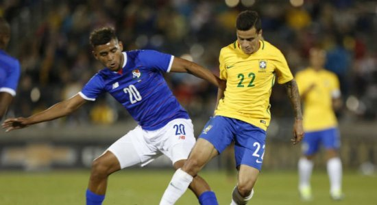 CBF confirma amistoso entre Brasil e Panamá