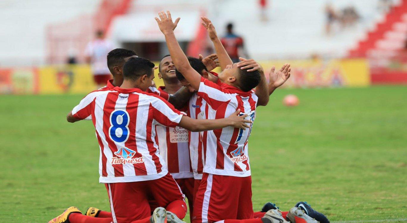 Náutico vence o Flamengo de Arcoverde pelo Campeonato Pernambucano