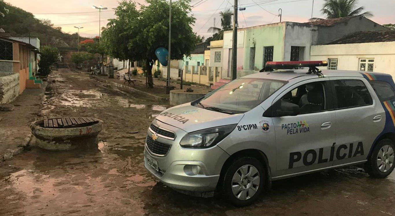 Sanharó decretou situação de emergência após fortes chuvas