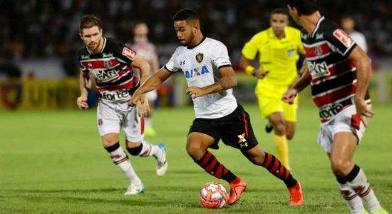 Agressão: Atacante Juninho, do Sport, se envolve em nova confusão