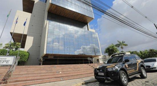 PF investiga fraudes e associação criminosa no sistema S em PE