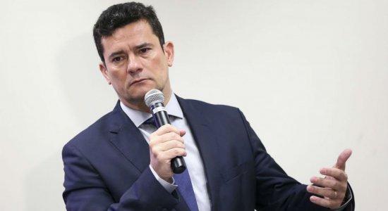 Deputados pedem esclarecimentos a Sergio Moro, emaudiência conturbada