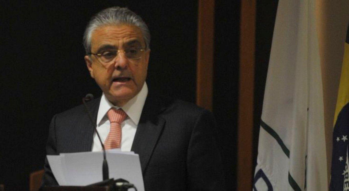 O presidente da Confederação Nacional da Indústria (CNI), Robson Andrade