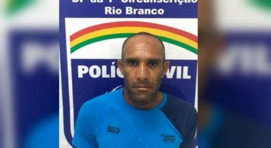 Homem que já foi mascote de clube pernambucano é preso suspeito de estupro de vulnerável