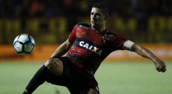 'Se Diego Souza e São Paulo aceitarem nossa proposta, se brincar, amanhã ele já está aqui', diz presidente do Sport