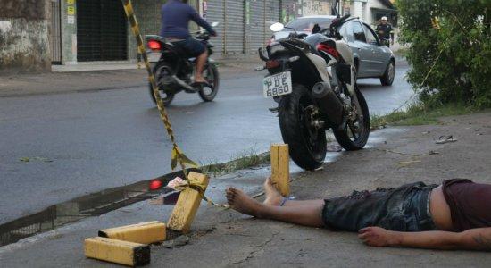 Acidente deixa um morto e outro ferido em Jardim São Paulo